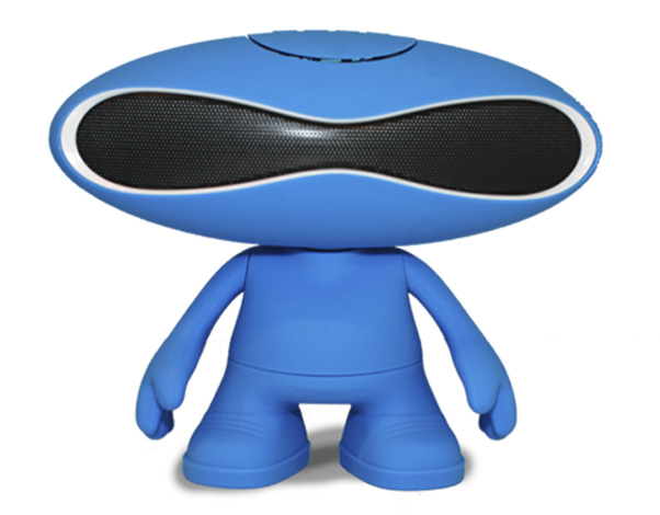 Alien bluetooth speaker