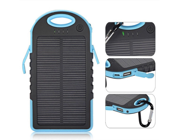 Solar Powerbank 10000 mAh