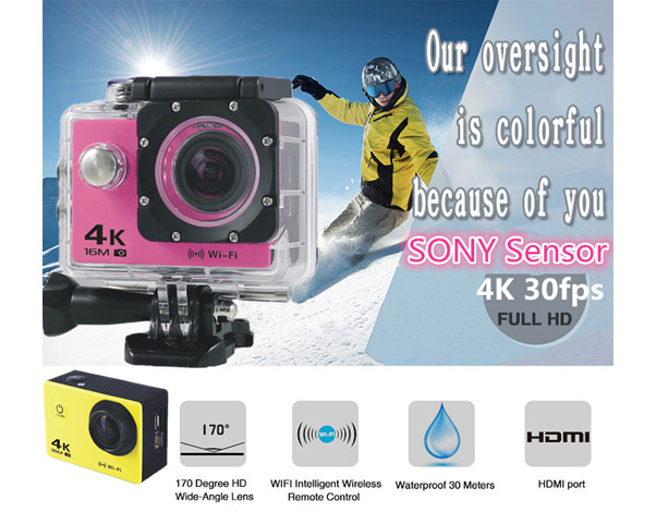 Actioncam UHD – 4K