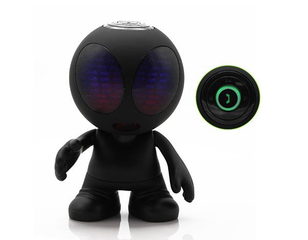 Alien speaker met bluetooth