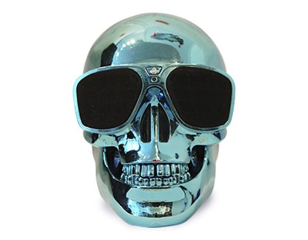 bluetooth speaker skull