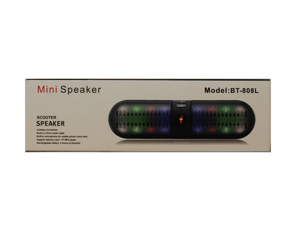 Bluetooth draadloze speaker met led