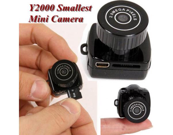 Mini spycam