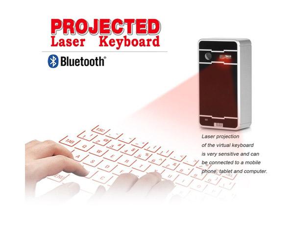 laser projectie toetsenbord