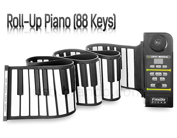 Rol op piano