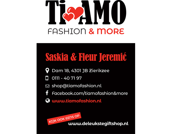 Ti♥Amo Fashion & More