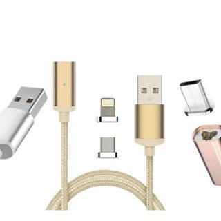magnetische laad en data kabel