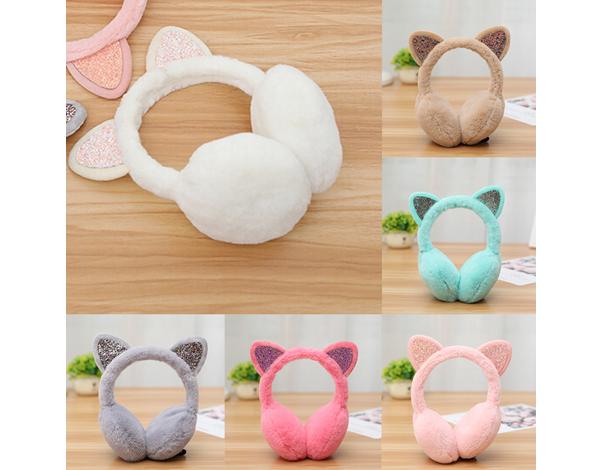 oorwarmer kattenoortjes